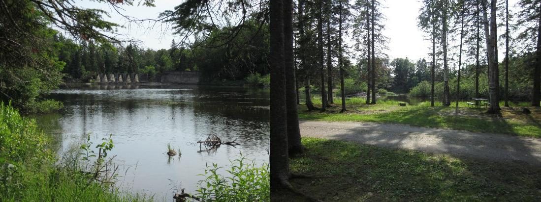 About Moose River Campground
